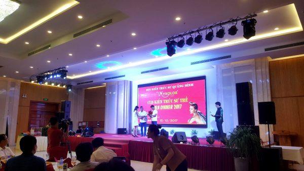 VRO và Hội KTS Quảng Bình 2017