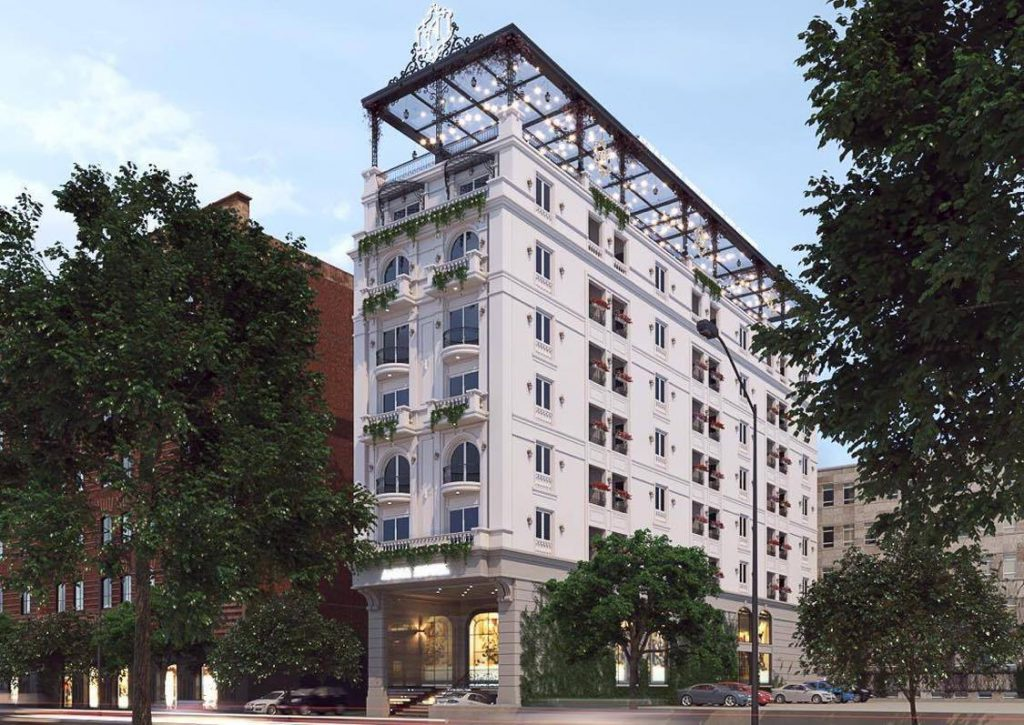 Anna Hotel Project in Thanh Hoa Province