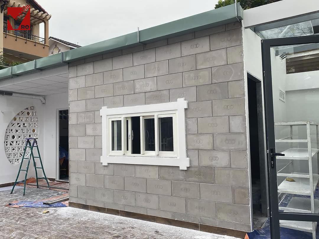 Lựa chọn gạch xây dựng thân thiện với môi trường - Xu thế mới của thời đại, gạch lõi xốp, gạch không nung, gạch vro, gạch nhẹ, chống nóng, chống thấm