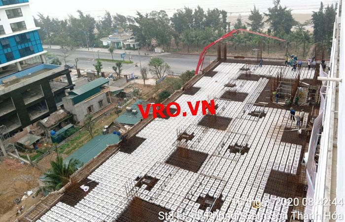 Vu Phong Hotel Project in Thanh Hoa