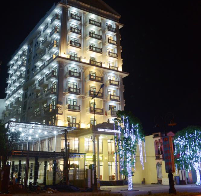 Long Thanh 2 Hotel Project in Thanh Hoa