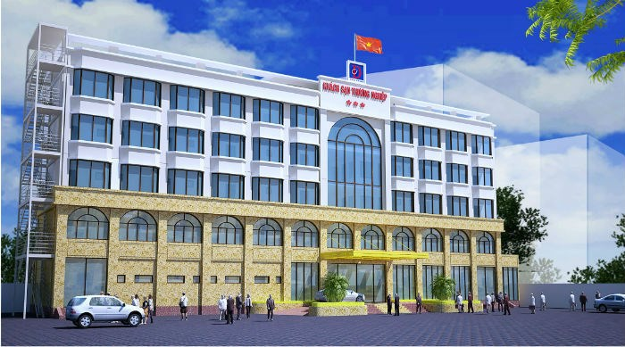 Thai Hoa Hotel Project in Nghe An Province