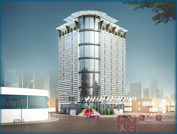 Phuc Tang Hotel Project in Hai Phong