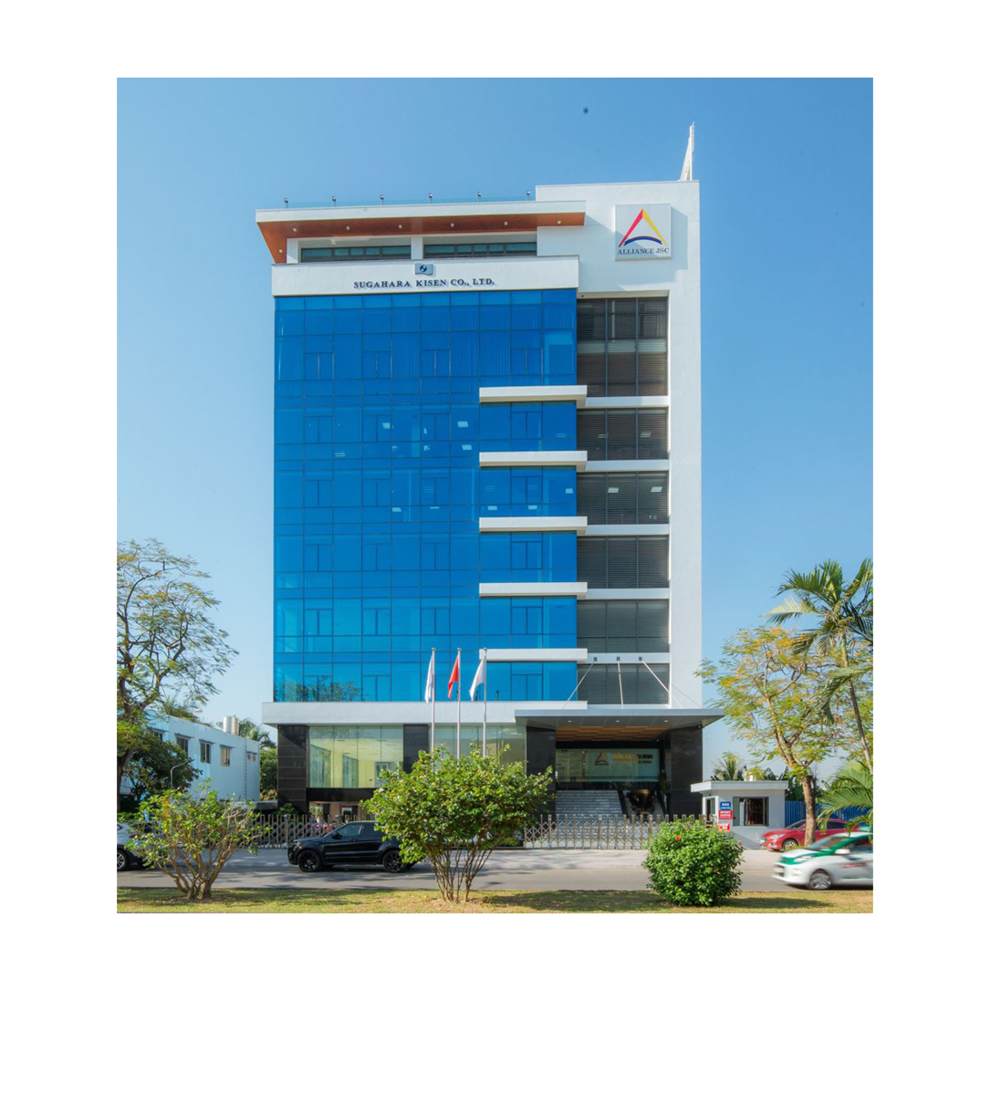 Alliance Maritime Office Building Project in Hai Phong