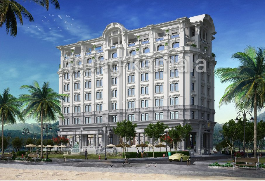 Phu Quoc Ocean View Hotel Project
