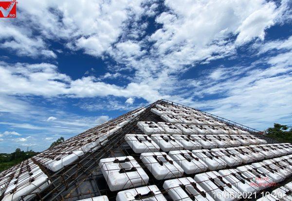 Công trình Mạnh Thái – Quảng Bình (Mái nghiêng)