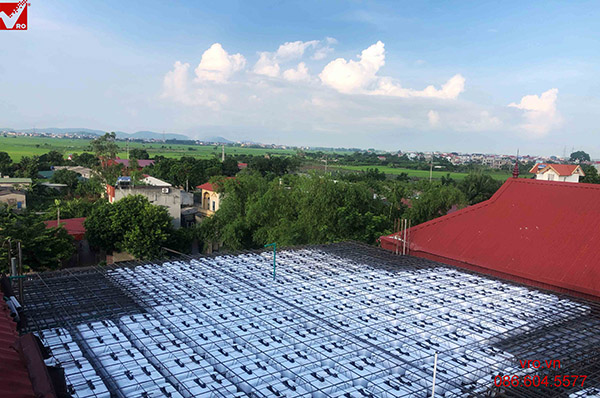 Công trình Thắng Hùng – Bắc Giang