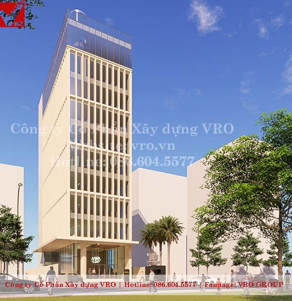 Toà nhà Indochina Quận 2 – TP.HCM