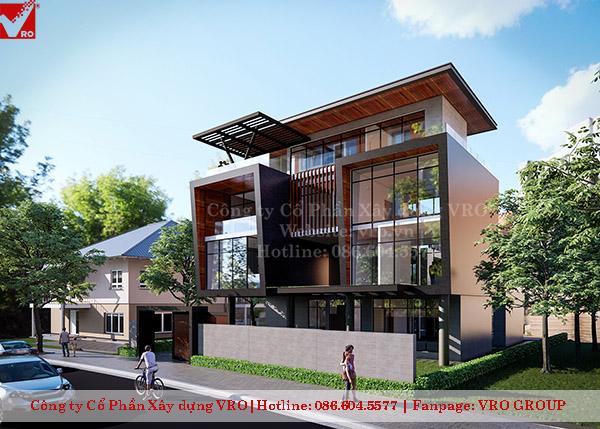 Top 4 mẫu thiết kế kiến trúc dành cho Villa dẫn đầu xu hướng năm 2022